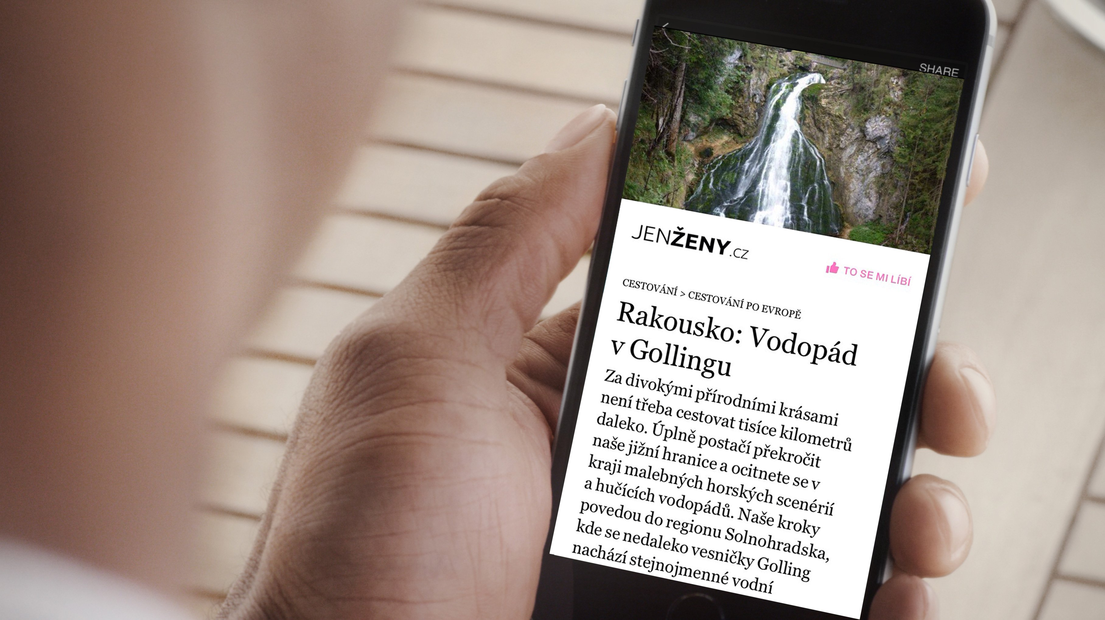 instant articles nahled